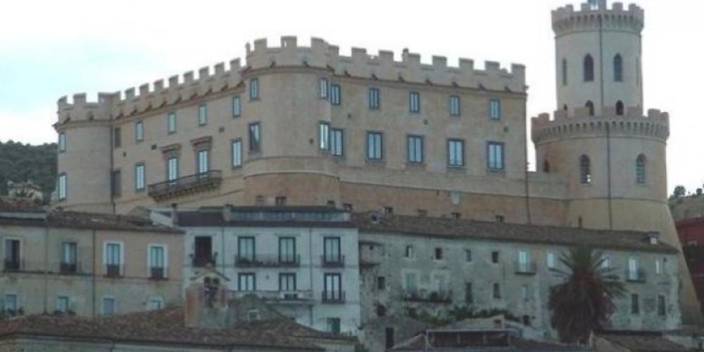 Centro storico di Corigliano Calabro, castello