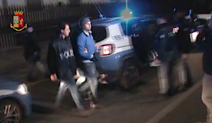Omicidio Barbieri, arresti,