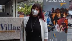 """Scalea, la giovane Claudia Pandolfi, al Performing art """"Balletto di Roma"""""""