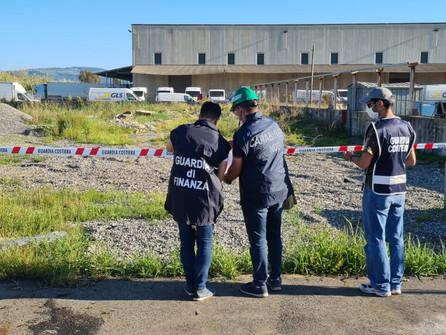 Due denunce e un sequestro per illeciti ambientali a Lamezia Terme