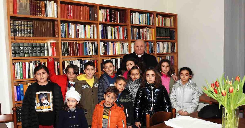 Bonifati vescovo Bonanno biblioteca