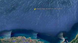 Briatico, capitaneria di porto impegnata a far brillare ordigni in mare