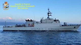 Crotone, intercettata a Capo Colonna un'imbarcazione con 43 migranti a bordo