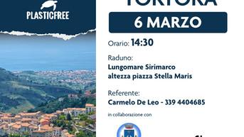 """Tortora entra in """"Plastic free onlus"""". Subito un evento il 6 marzo"""