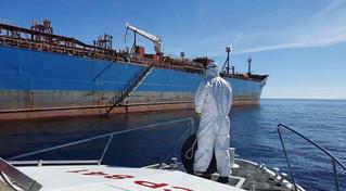 Trebisacce, marittimo si ustiona nella sala macchine: salvato dalla Guardia costiera di Corigliano
