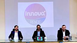 Nasce Innova Rende, un nuovo modo di fare politica