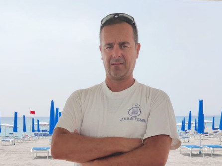 Scalea, mare sporco: i balneari ipotizzano cause naturali.  VIDEO