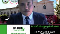"""Raccolta differenziata: Castrovillari è città """"Ride Green"""""""