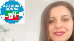 """Scalea, Federica Bono coordinatrice di """"Azzurro donna"""""""