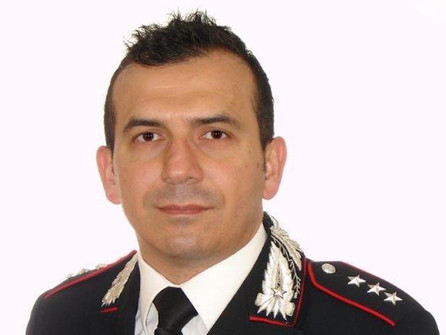 Scalea, dal 1 settembre il capitano Massari lascia la compagnia carabinieri