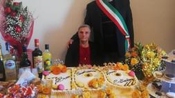 Aieta, cento candeline per 'Za Caterina