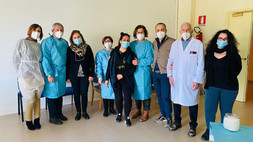 Coronavirus, a San Nicola Arcella vaccinazioni over 80 nella struttura della Rsa per anziani