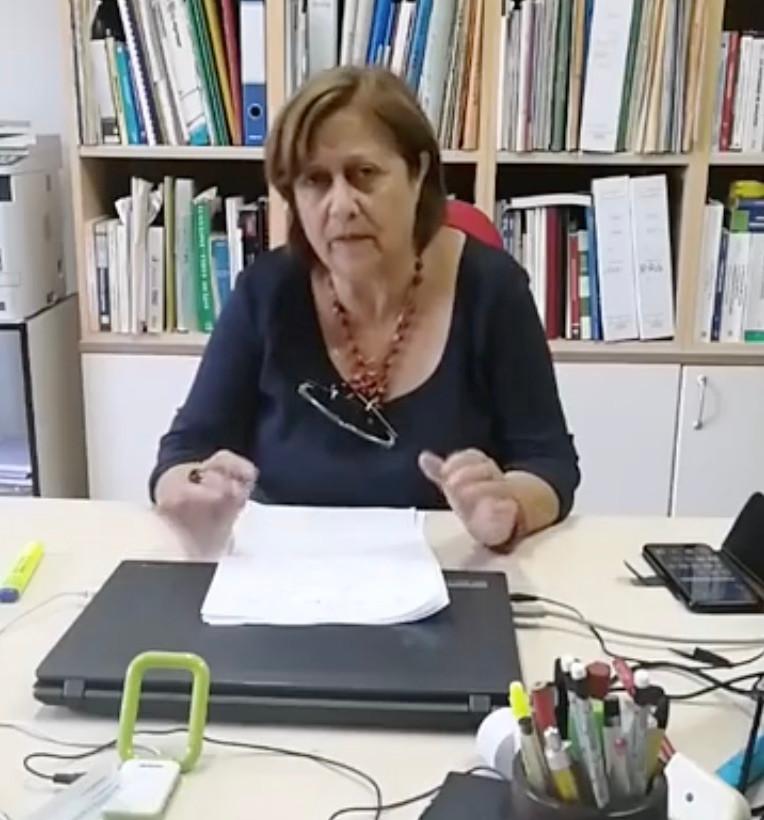 Angela Barbiero, sindaco di Buonvicino