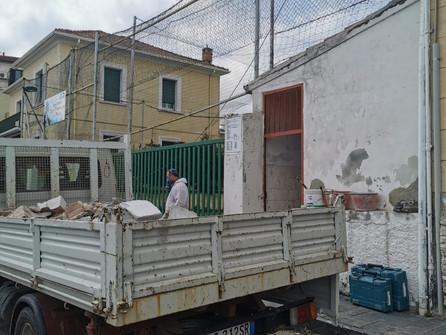 Decoro urbano, nuovi interventi nel centro storico di Corigliano
