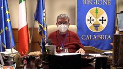 Coronavirus, Spirlì annuncia l'arrivo di quattro ospedali da campo per l'emergenza