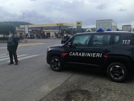 Pietrapaola: rapina alla stazione di servizio, tre arresti