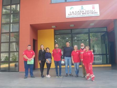 "Aieta, protocollo d'intesa fra Croce Rossa ""alto Tirreno"" e comune"