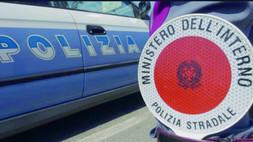 Rende, sottoposto a obbligo di dimora: intercettato dalla polizia stradale