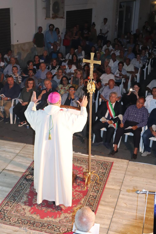 Diamante, vescovo, Leonardo Bonanno