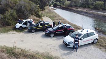 """""""Waste water"""": rifiuti nei terreni e nei canali: quattro arresti a Lamezia Terme - VIDEO"""