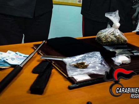 Palmi, controlli anti covid: due arresti e due locali chiusi