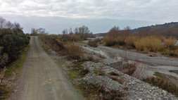 Orsomarso, Lao in piena: chiusa la strada di località Castiglione