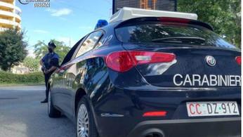 Rende, saccheggiavano bar e tabacchi: arrestati dai carabinieri