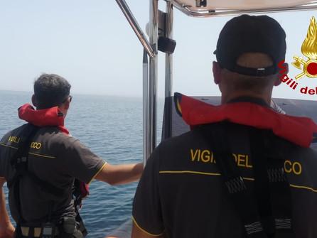 Sub disperso: trovato il corpo a 2 miglia dalla costa di Crotone