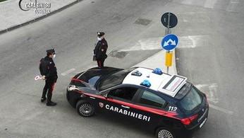 Cosenza, autista infedele sorpreso dai carabinieri: saccheggiava una biglietteria automatica
