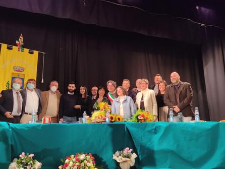 Rovito, si è insediato il consiglio comunale del sindaco De Santis