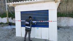 Baia di Riaci: sequestro della Guardia costiera a Santa Domenica di Ricadi (VV)