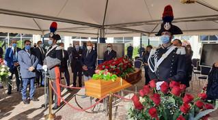 Morte Santelli, aperta la camera ardente nella sede della Regione Calabria