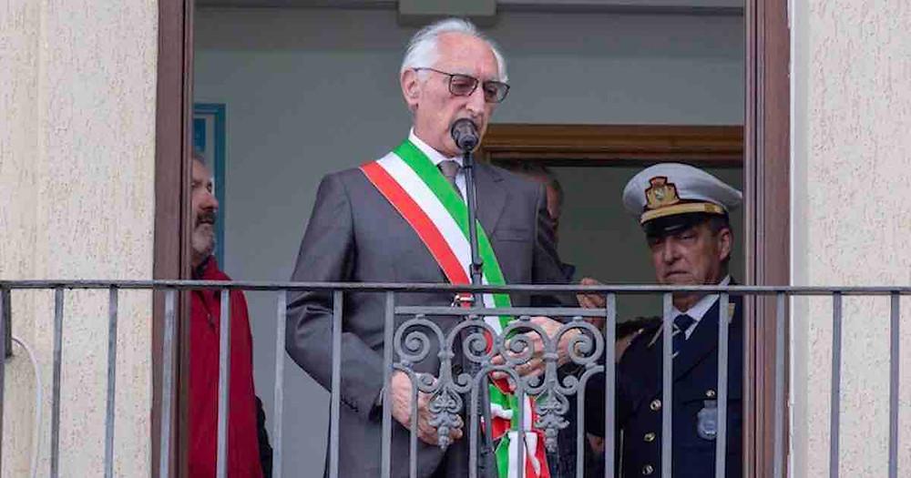 Il sindaco di Belvedere Marittimo
