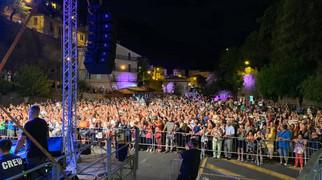 Orsomarso, grande successo per il concerto di Avitabile