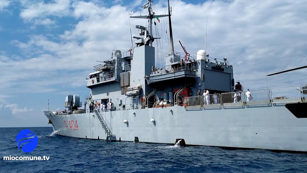 Scalea, nave Vega