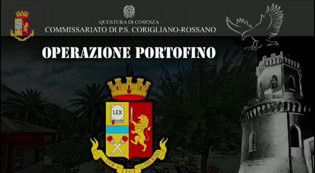 """Droga, operazione """"Portofino"""": 14 misure - I nomi - VIDEO"""