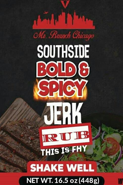 Southside Bold & Spicy RUB