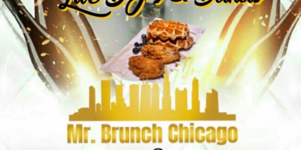 Mr. Brunch Chicago's West Loop Saturday Matinee Brunch (1)