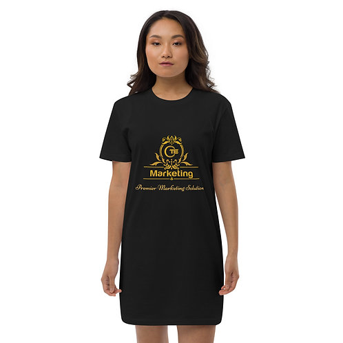 Organic cotton t-shirt dress