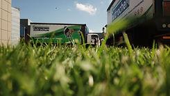 Nutrochem product truck parked infront of Nutrochem factory