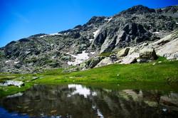 Laguna de los pajaros