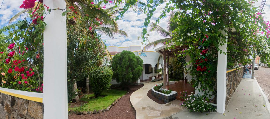 The Principal Garden View
