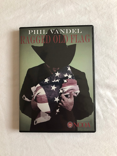 Ragged Old Flag DVD