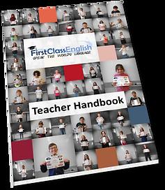 First Class English Teacher's Handbook
