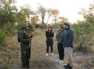 A walking trail in the Kruger National Park is by far the best way to experience the bush