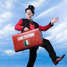 Luigi Zucchini Comedic Magician
