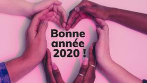 Atoutcancer vous souhaite un belle année 2020 !