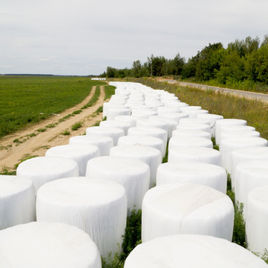 Silage Wrap - A Farmer's Secret Weapon