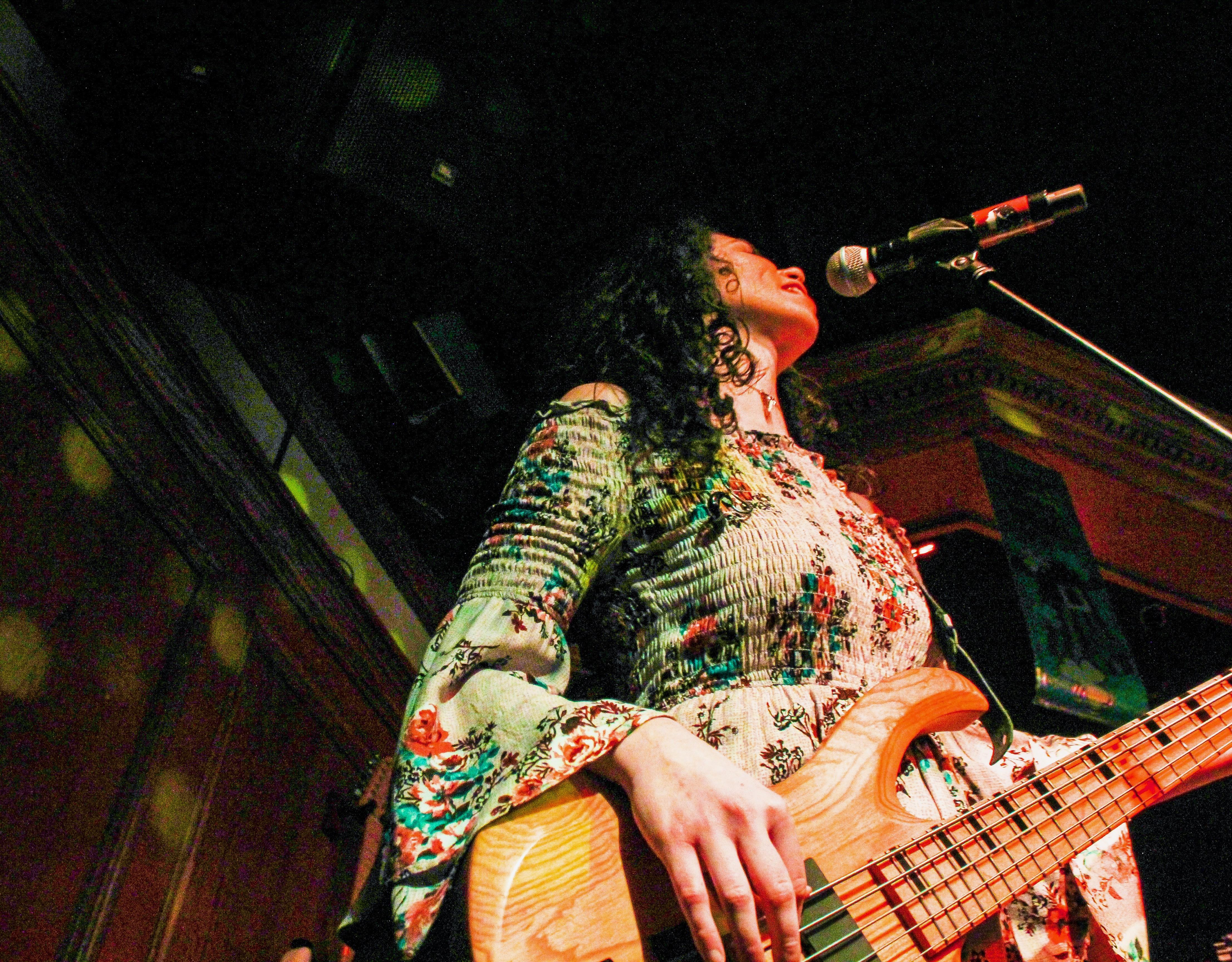 Musician Natalie Rogers