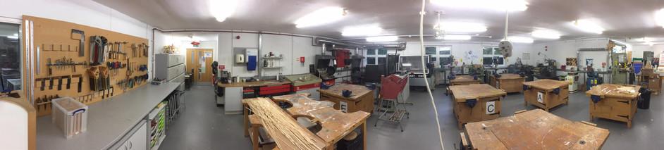 3D Design workshop facility at Godalming College